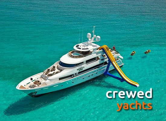 Yacht Charter in Greece - Crewed Yachts