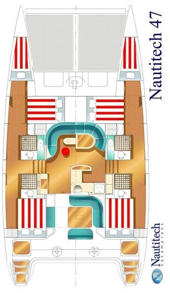 Eolia -Nautitech 47
